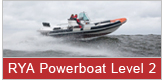 RYA Powerboat training Level 2