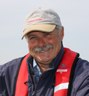 Lloyd - Our very experienced assistant skipper and instructor